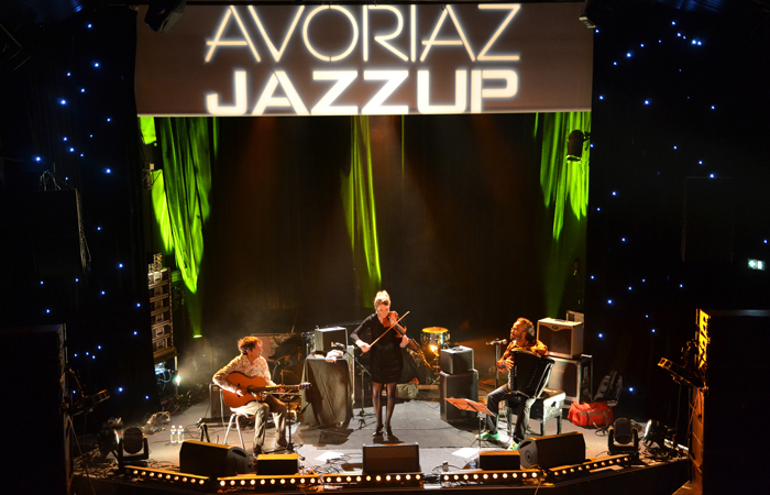 Avoriaz Jazz Up Festival