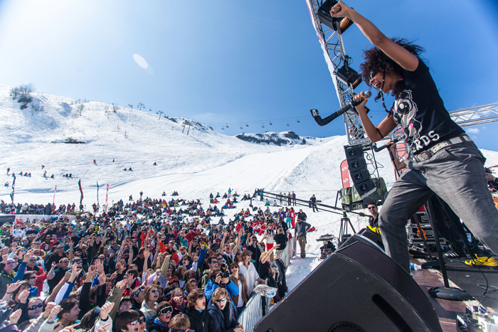 Rock the Pistes, Avoriaz
