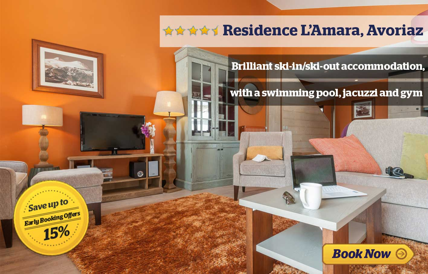 Residence L'Amara - save up to 10%