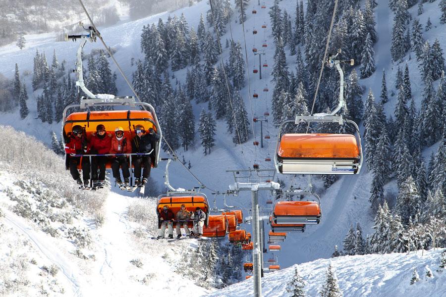 Making The Best Ski Resorts Even Better Powderbeds