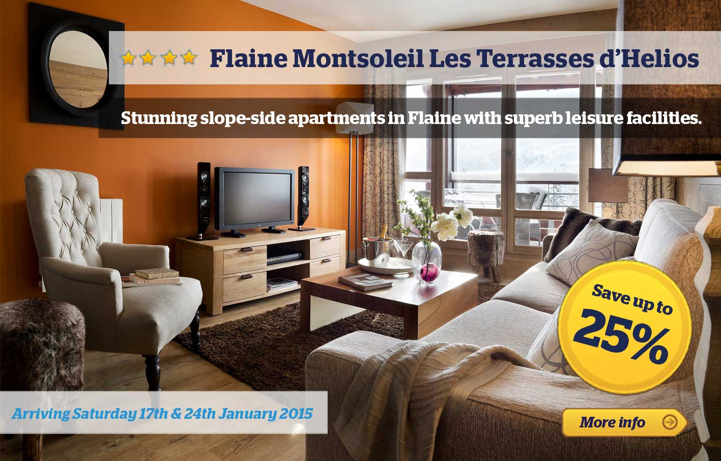 Flaine Montsoleil Offer