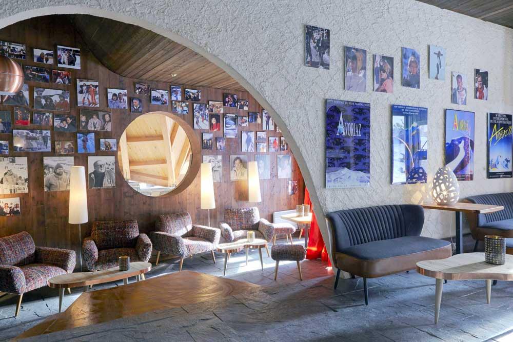 historic ski hotels powderbeds. Black Bedroom Furniture Sets. Home Design Ideas