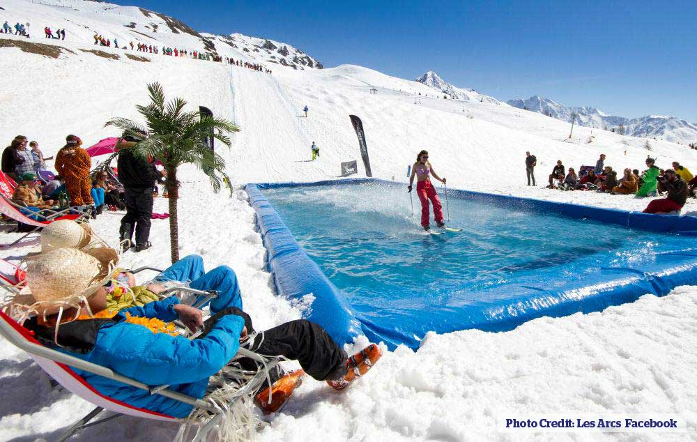 Our top pictures of 2014 15 powderbeds for Piscine val thorens