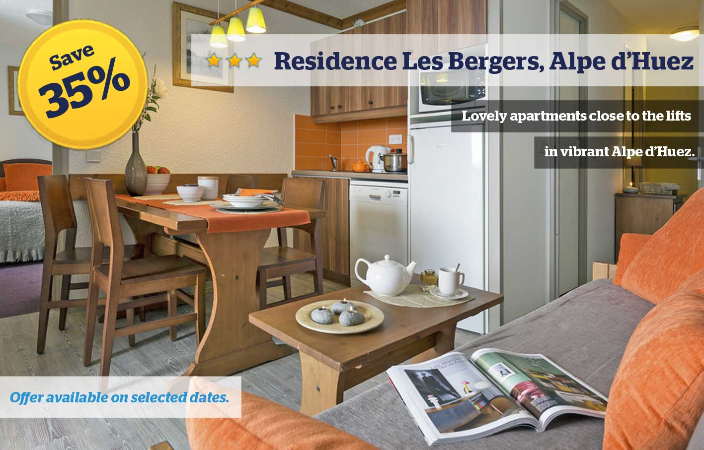 Les Bergers Offer