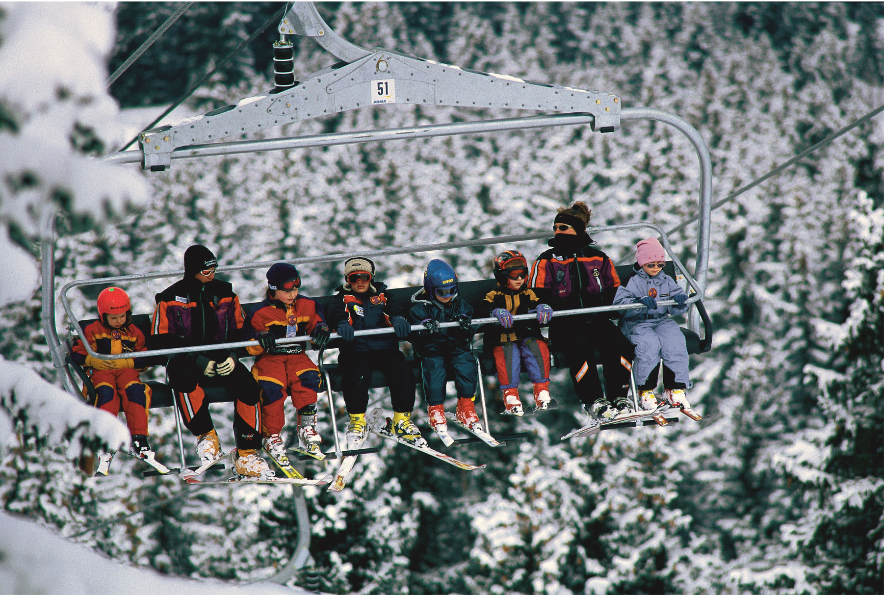 Ski School Meribel