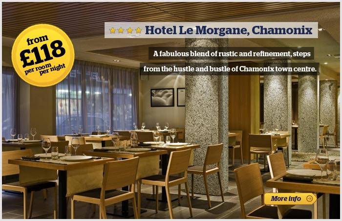 Hotel Le Morgane