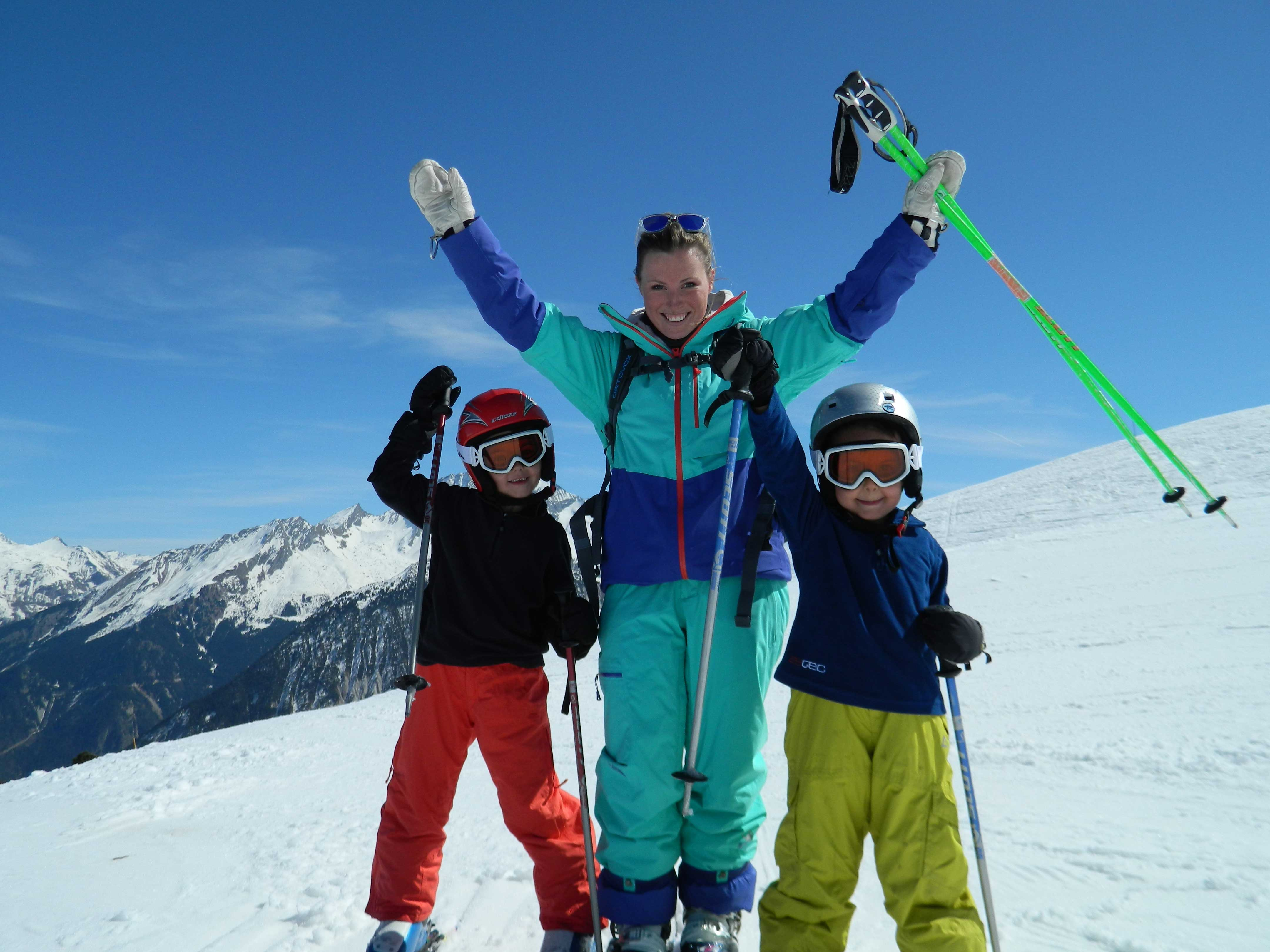 New Generation Ski and Snowboard School - Childrens' Lessons