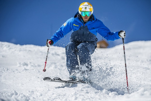 New Generation Ski School Instructor