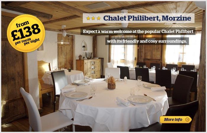 Chalet Philibert