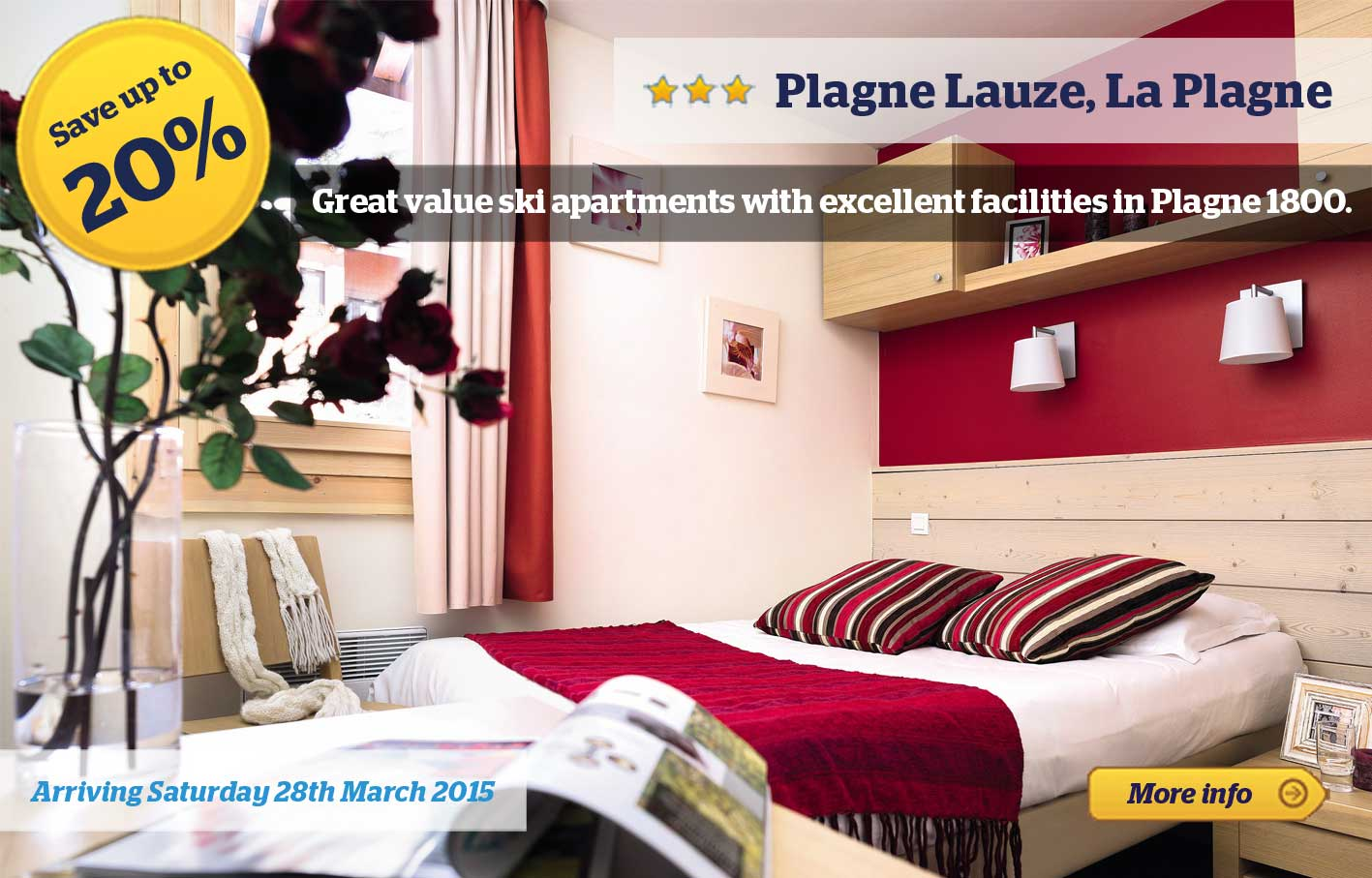Plagne Lauze Offer