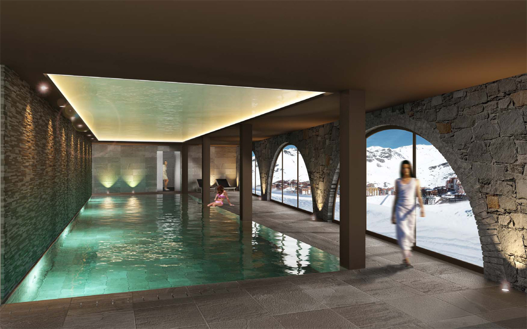 Hotel Val Thorens Swimming Pool