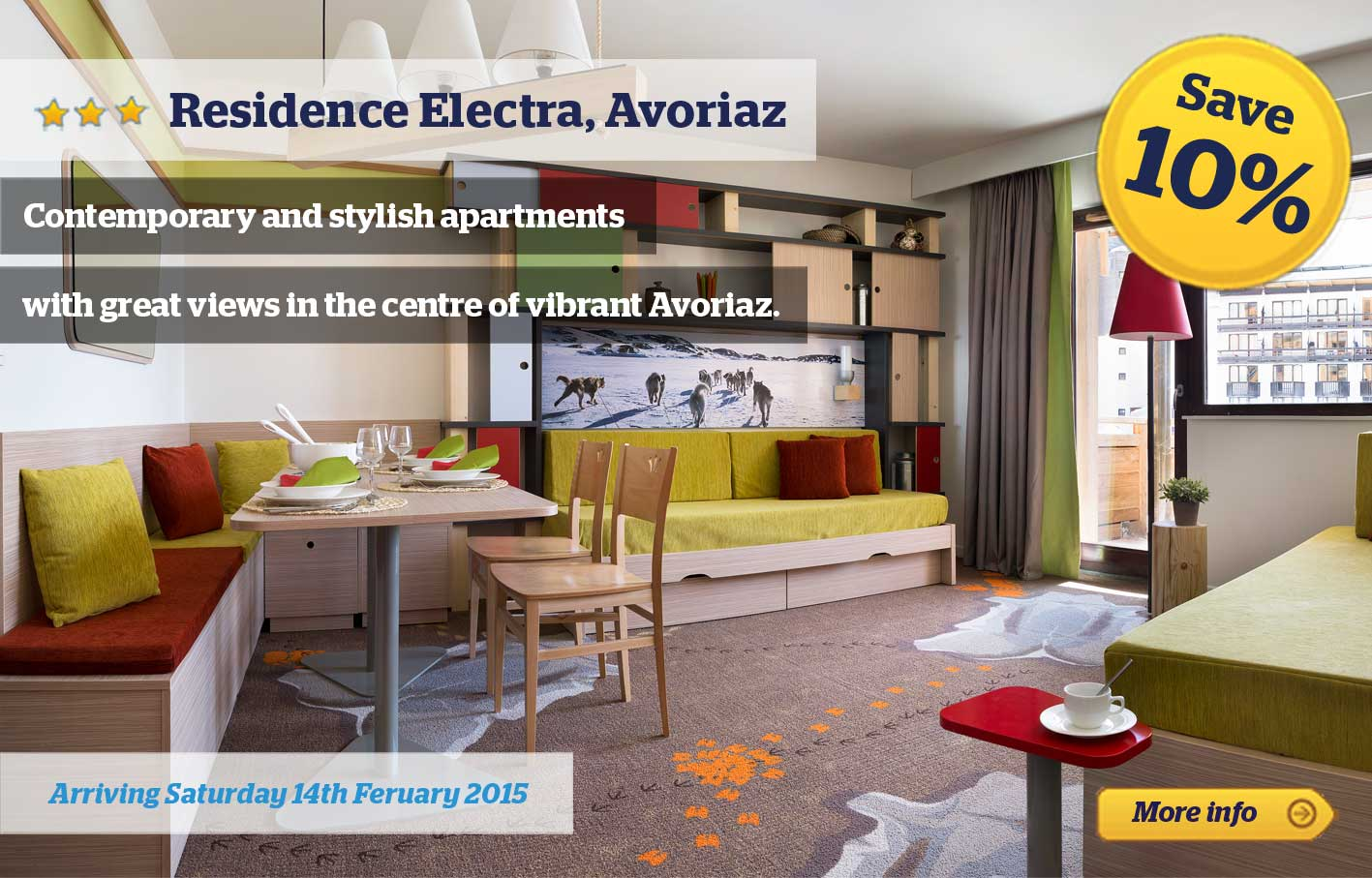 Residence Electra Offer