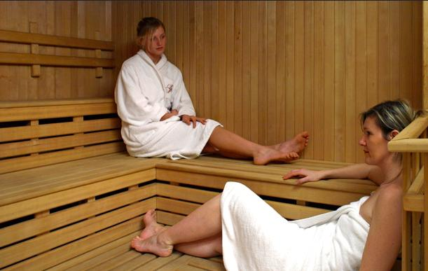 Wellness Centre at Grand Hotel des Alps