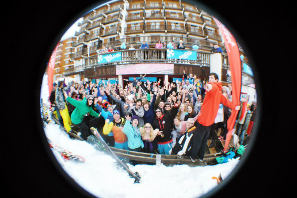 Scotty's bar La Plagne