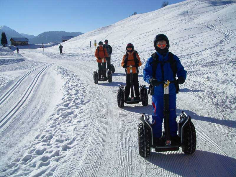 Segway Tour Meribel