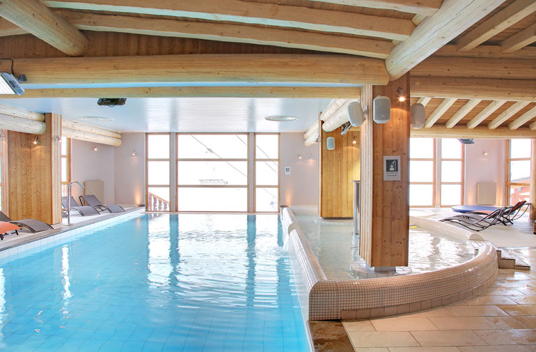Spa at Les Balcons de Val Thorens
