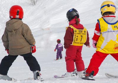 Ski Lessons Flaine