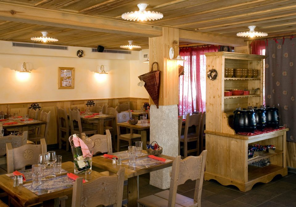 Restaurants Morzine