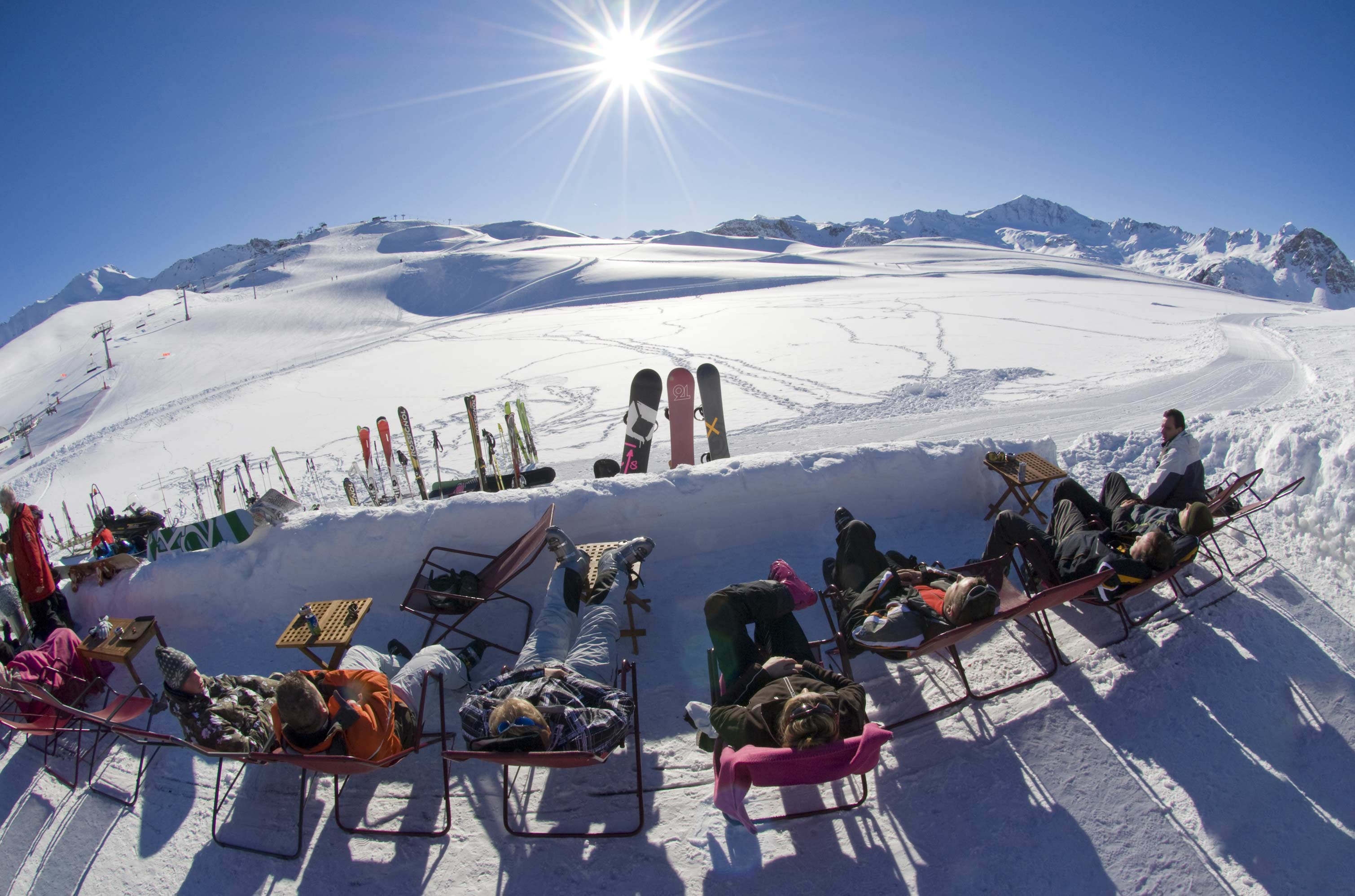 experience of Val d'Isere