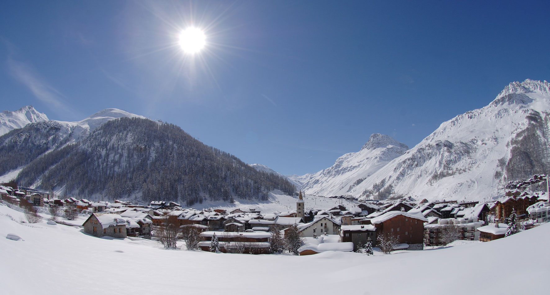 Val d'Isere centre