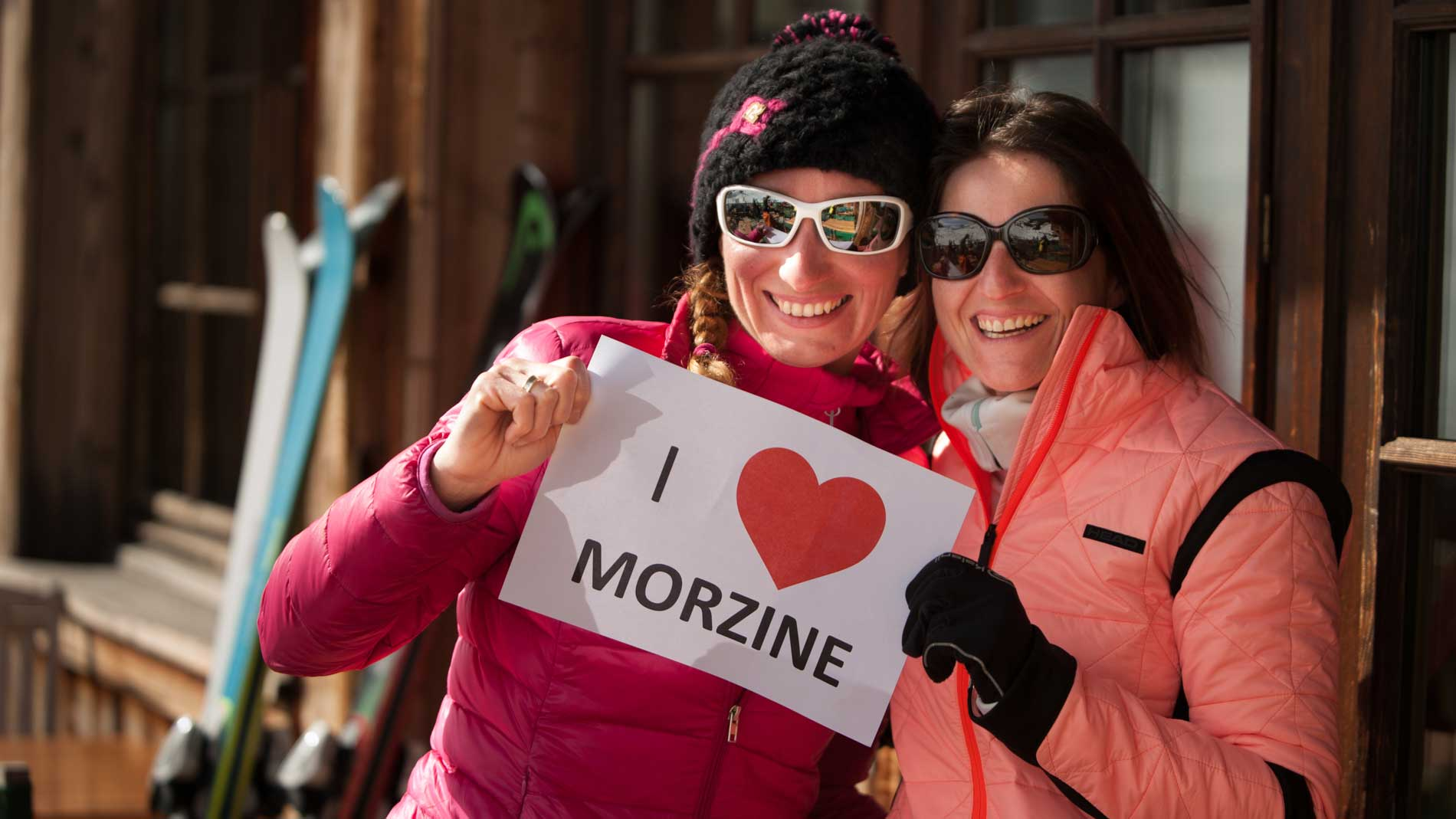 we love morzine
